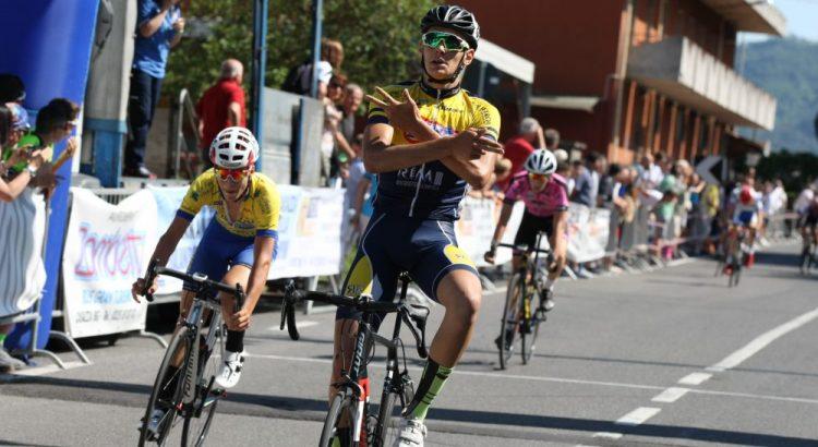 La vittoria di Alessandro Romele (Credit Foto Viganò)