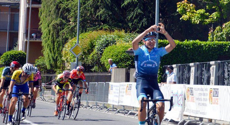 Simone Gualdi vince il Trofeo Comune di Casazza